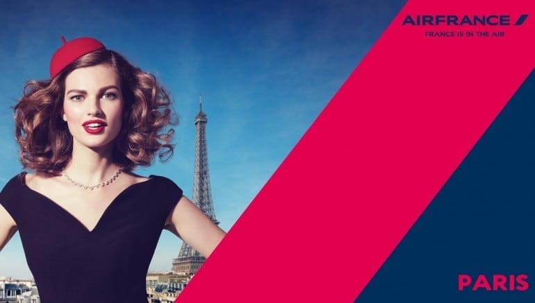 """wallpaper PARIS 770x437 - """"Air France, France is in the air"""""""