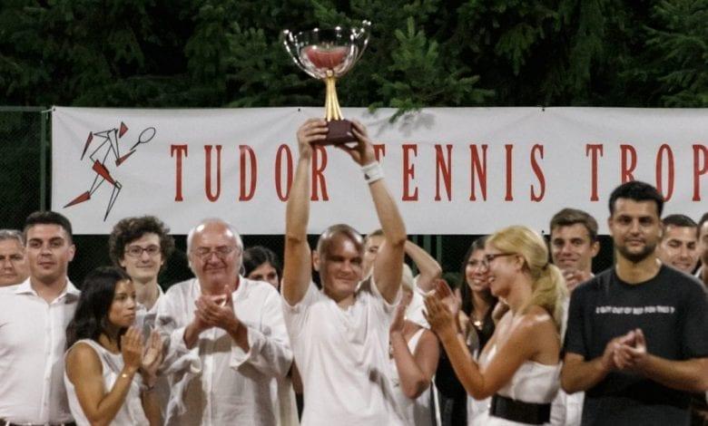 Tudor Tennis Trophy susține tinerele talente
