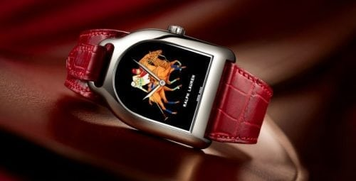 Ralph Lauren surprinde piața de lux cu noile ceasuri exclusiviste