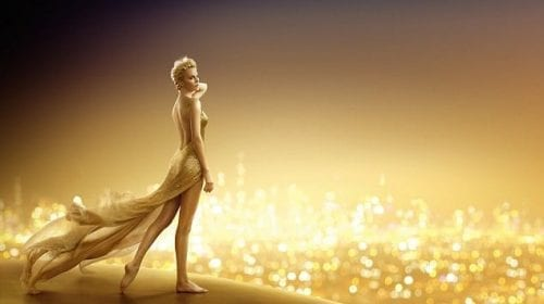 "Dior J'adore – ""The Future is Gold"""