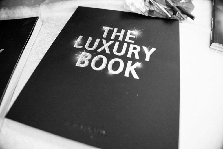 DSC5514 770x514 - THE LUXURY BOOK – primul manual al luxului din România