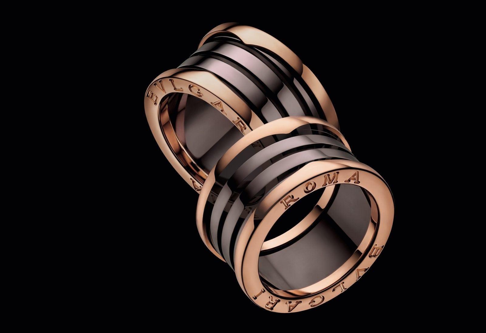 Bulgari Bzero1 Roma Ring - Inelul B.zero1 – celebrează 130 de ani de Bvlgari