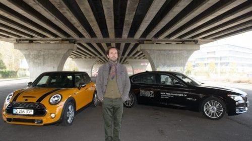BMW este din nou partener al Festivalului SoNoRo