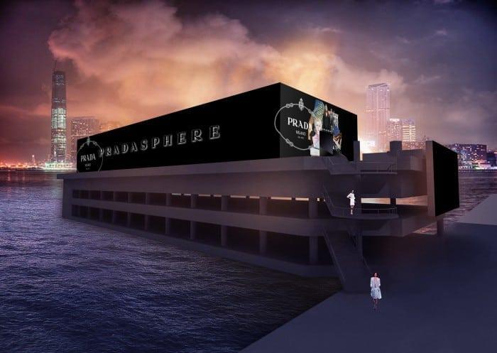 Pradasphere Hong Kong 700x497 - PradaSphere într-o expoziție de excepție la Hong Kong