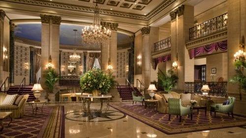 Hotelul The Roosevelt din New York celebrează 90 de ani