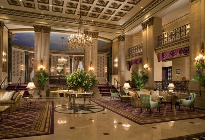 Roosevelt-Hotel-lobby