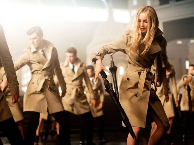 burberry4 770x578 - From London with Love, noua campanie Burberry