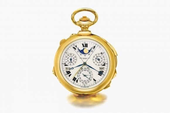 Patek Philippe – Henry Graves Supercomplication