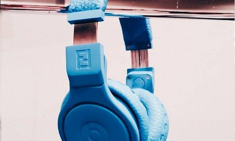 Căști audio pentru bărbați, semnate Fendi & Beats by Dre