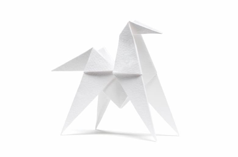 Cheval_origami_Hermes
