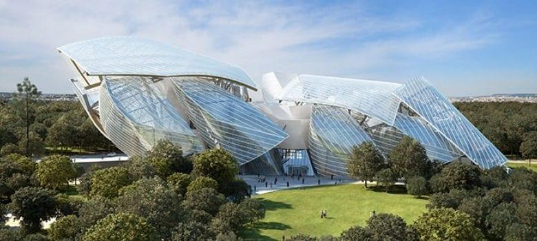 Muzeul Louis Vuitton, de 90 milioane de euro, s-a deschis în octombrie