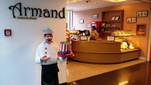 Cofetăria Armand, diversitatea gustului dulce