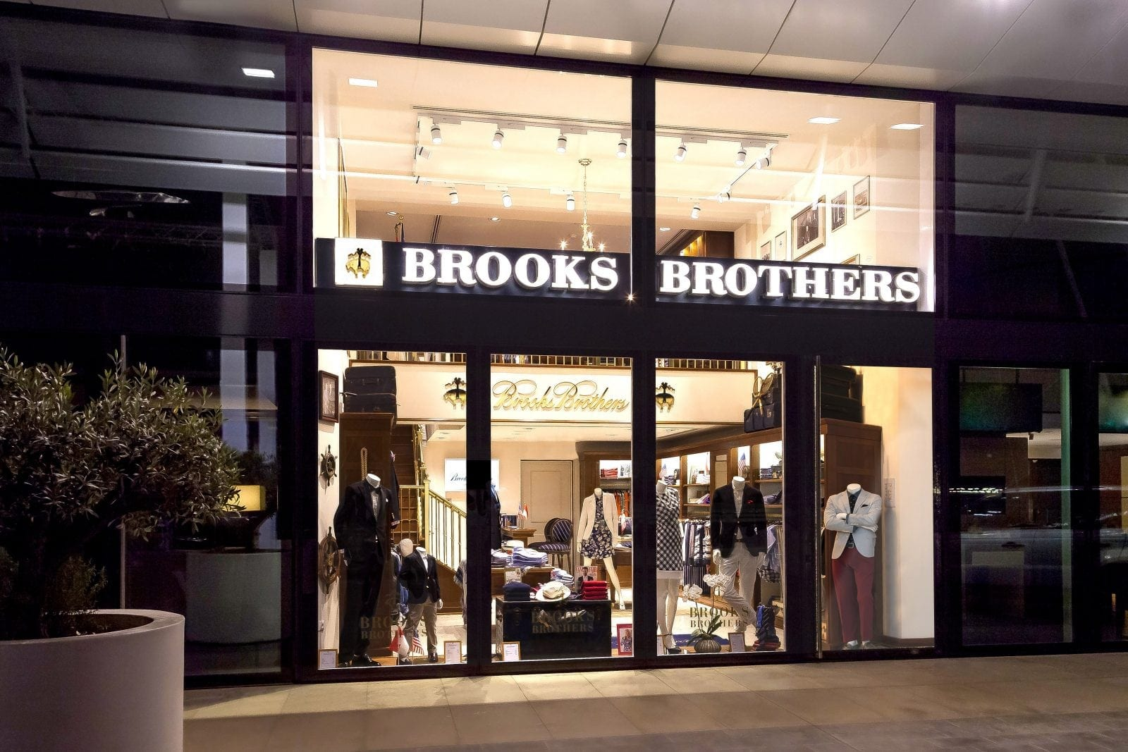 Brooks Brothers – Din distincţia preşedinţilor americani