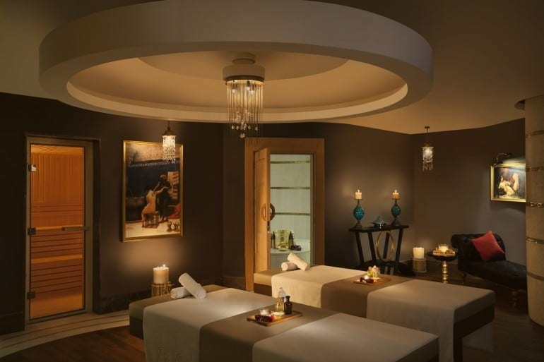 CVK Safira Spa Fitness Wellness Aurum masaj odas ¦ 770x513 - Park Bosphorus Hotel Istanbul - reînvie spiritul și tradiția Imperiului Otoman