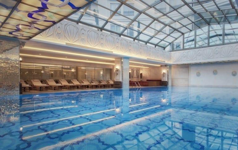 CVK Safira Spa Fitness Wellness Havuz 770x487 - Park Bosphorus Hotel Istanbul - reînvie spiritul și tradiția Imperiului Otoman