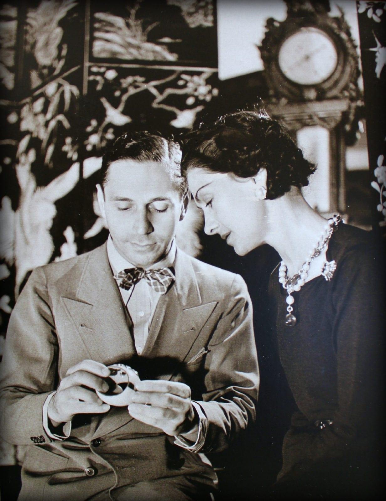 Coco Chanel jeweler Verdura - Fulco di Verdura – destinul unui artist cu o viziune unică