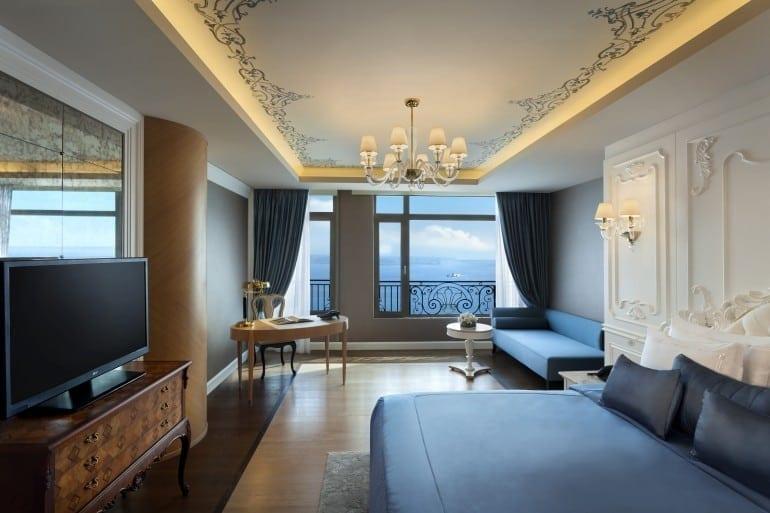 Deluxe Room 1858 V2 770x513 - Park Bosphorus Hotel Istanbul - reînvie spiritul și tradiția Imperiului Otoman
