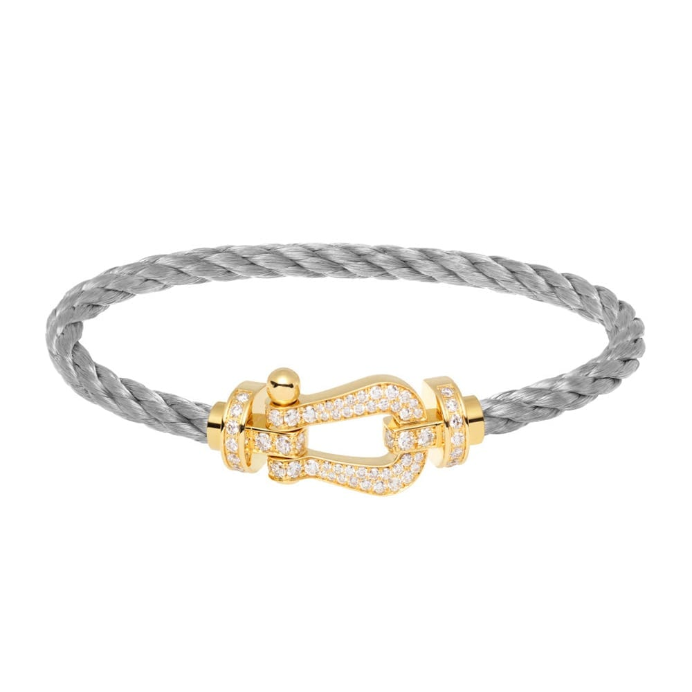 Fred-Force-10-bracelet-in-yellow-gold-and-paved-white-diamonds-1
