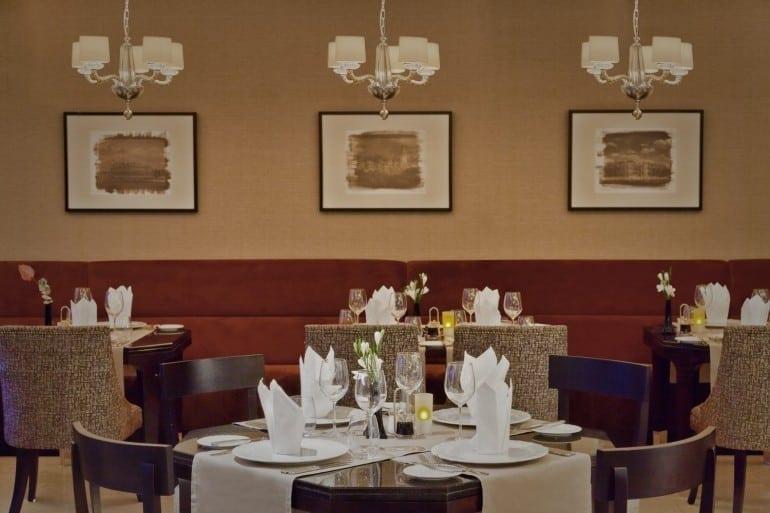 G m ƒsuyu Restaurant 1 770x513 - Park Bosphorus Hotel Istanbul - reînvie spiritul și tradiția Imperiului Otoman