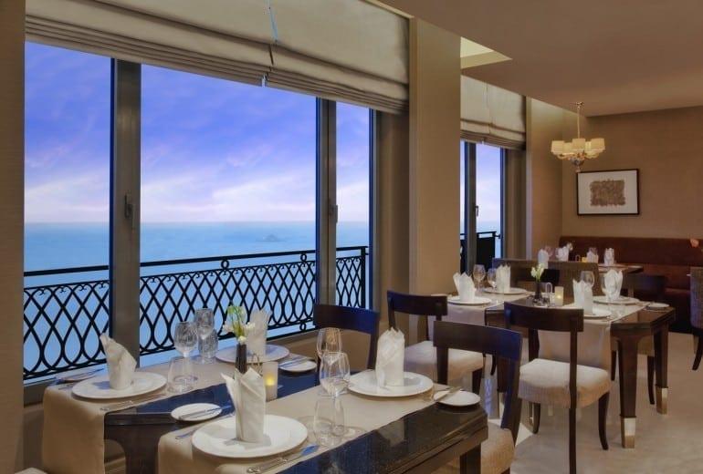 G m ƒsuyu Restaurant 2 770x520 - Park Bosphorus Hotel Istanbul - reînvie spiritul și tradiția Imperiului Otoman