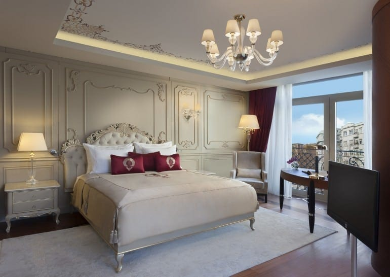 Luxury Suite Sehir 1714 02 770x546 - Park Bosphorus Hotel Istanbul - reînvie spiritul și tradiția Imperiului Otoman