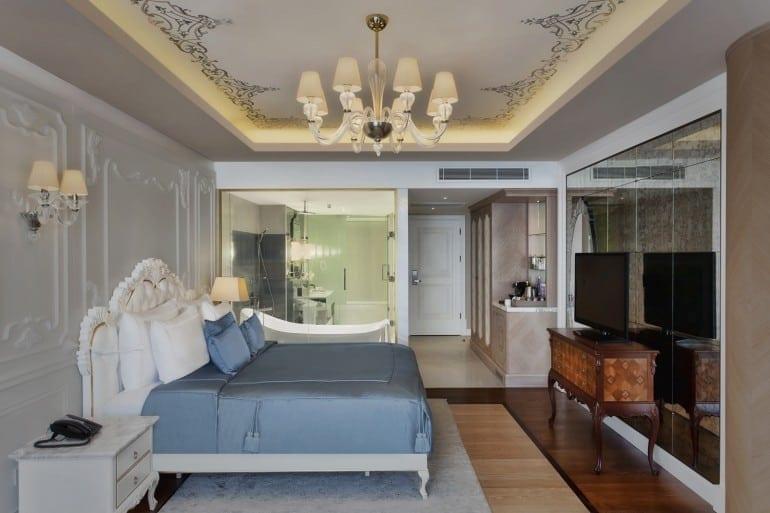 PB Room 1858 02 V2 770x513 - Park Bosphorus Hotel Istanbul - reînvie spiritul și tradiția Imperiului Otoman