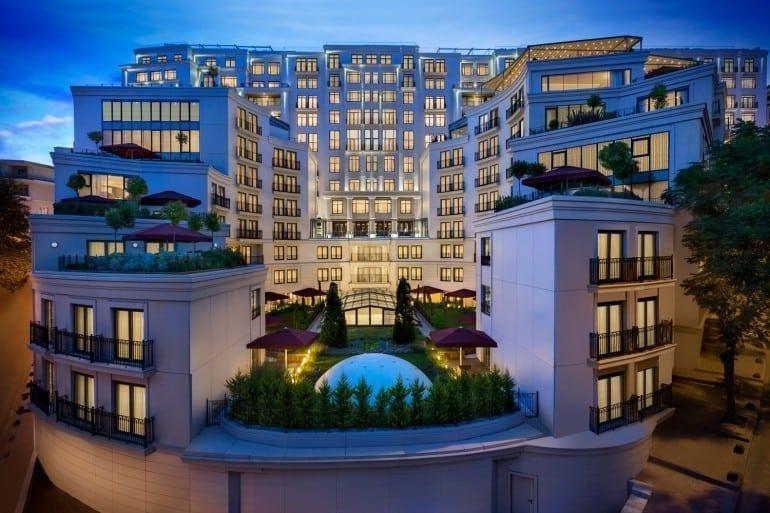 Park Bosphorus Hotel Istanbul 770x513 - Park Bosphorus Hotel Istanbul - reînvie spiritul și tradiția Imperiului Otoman