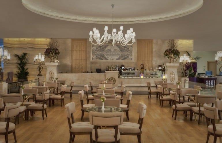 Park Patisserie 770x497 - Park Bosphorus Hotel Istanbul - reînvie spiritul și tradiția Imperiului Otoman