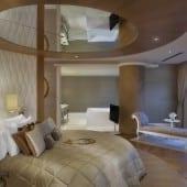 Presidential Suite yatak odas ¦ 170x170 - Park Bosphorus Hotel Istanbul - reînvie spiritul și tradiția Imperiului Otoman