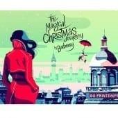 Printemps Magical Christmas Journey illustration 170x170 - Crăciunul, o călătorie magică cu Burberry şi Printemps