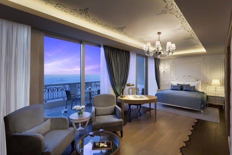 Terrace Suite 770x513 - Park Bosphorus Hotel Istanbul - reînvie spiritul și tradiția Imperiului Otoman