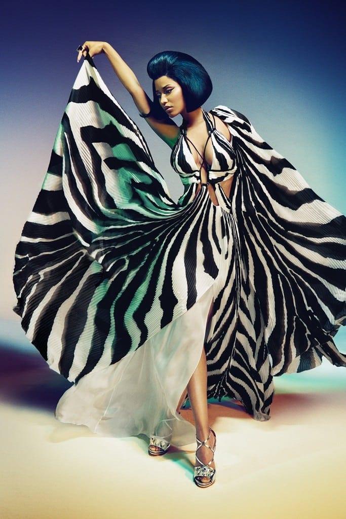 roberto cavalli nikiminaj - #NickiForCavalli