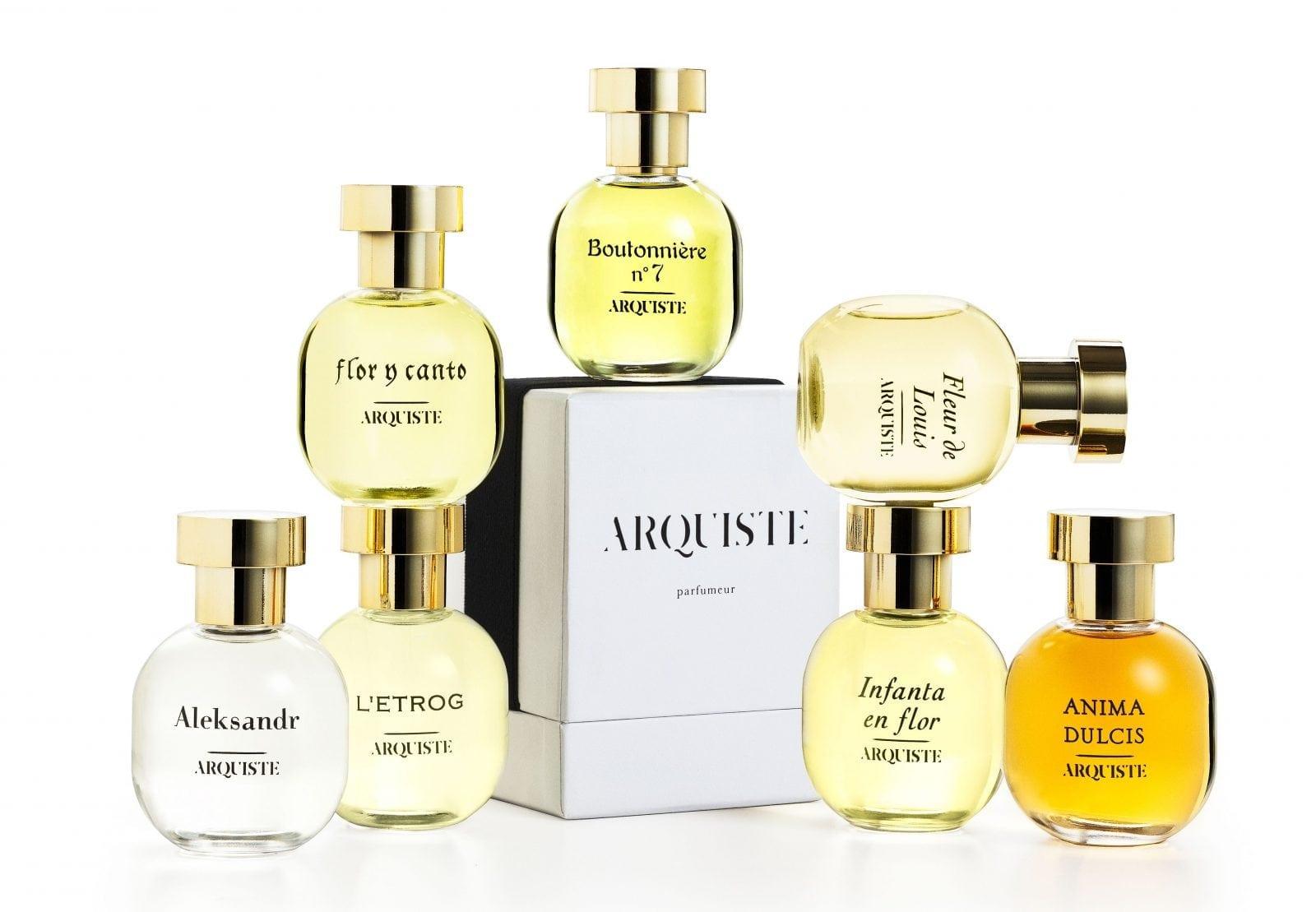 Arquiste Group - Carlos Huber – Poveşti scrise în parfum