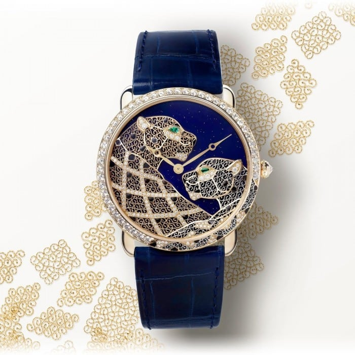 cartier montre ronde louis cartie 700x700 - Cartier Ronde Louis Cartier Filigree