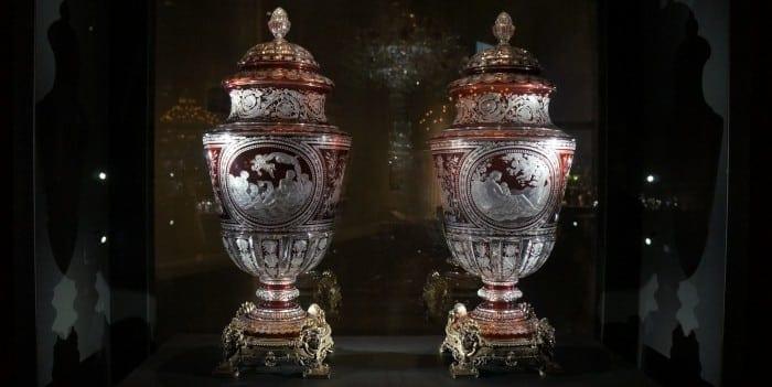 dsc04472 700x351 - Baccarat expune 250 de ani de legendă în Petit Palais