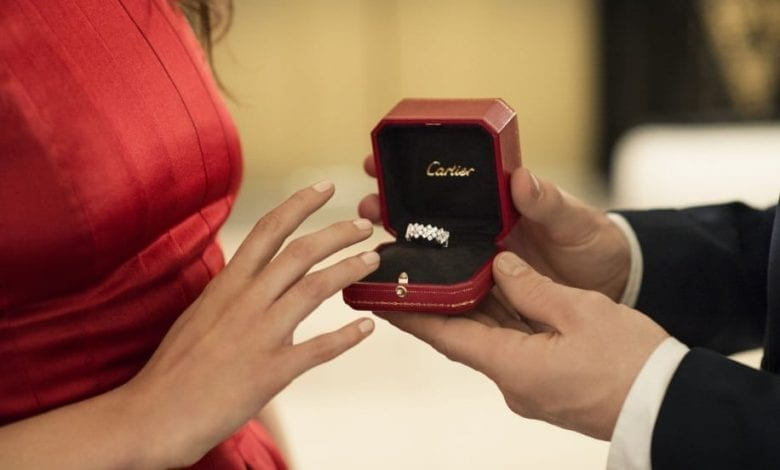 Select your Proposal – by Cartier