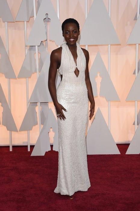 lupita - Cele mai spectaculoase ținute de la Oscar