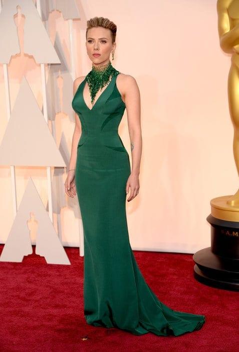 scarlett - Cele mai spectaculoase ținute de la Oscar