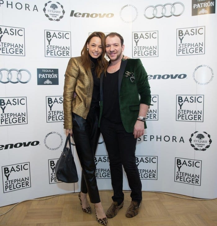 Andreea Raicu si Stephan Pelger