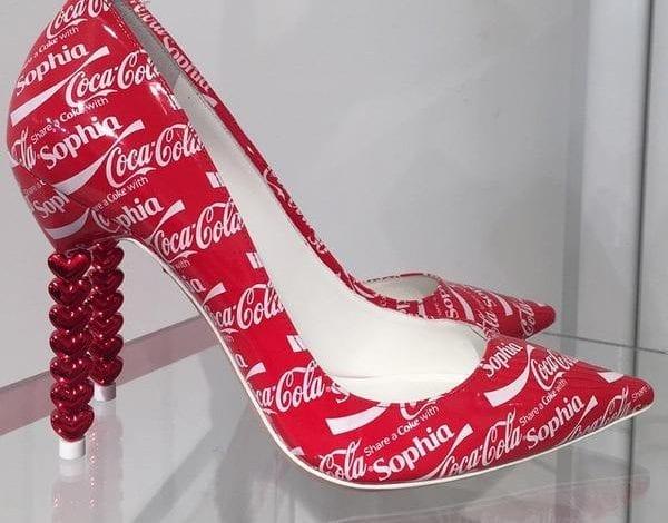 Share a Coke with Sophia!