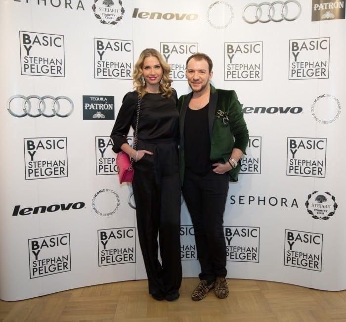 Ileana Badiu si Stephan Pelger