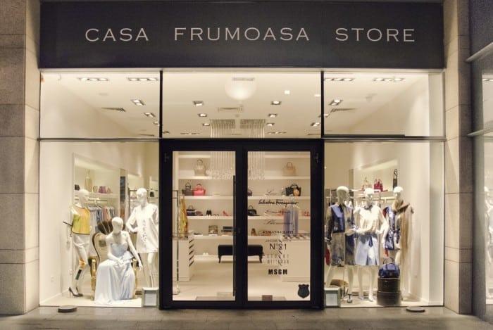 Un nou design de magazin pentru Casa Frumoasă
