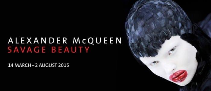 Expoziția lui Alexander McQueen deschisă între 14 martie și 2 august 2015
