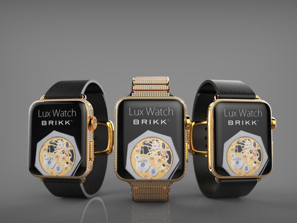 Brikk Lu Watch 12 - Cea mai scumpă reiterație a ceasurilor Apple!