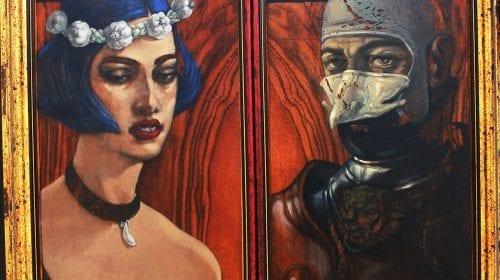 """ArtXpert București prezintă: Matei Șerban """"Exquisite Works"""""""