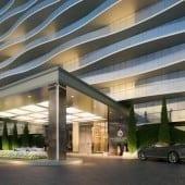 Exterieur Fendi chateau Miami 170x170 - Un penthouse în rezidenţa Fendi costă 25 de milioane de dolari