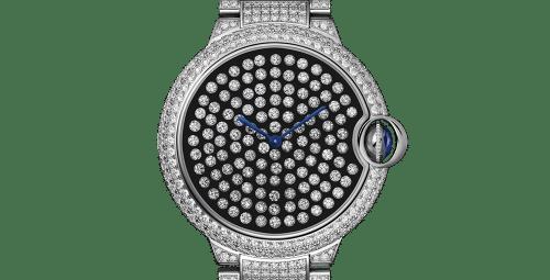 Cartier – Ballon Bleu Serti Vibrant