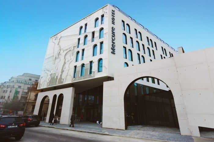 Mercure Bucharest City Center 1 700x466 - S-a deschis primul hotel Mercure din România