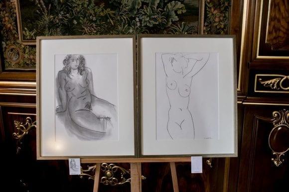 """Expoziția """"Capodopere ale artei grafice"""" – Henri Matisse, pentru prima dată în Romania"""