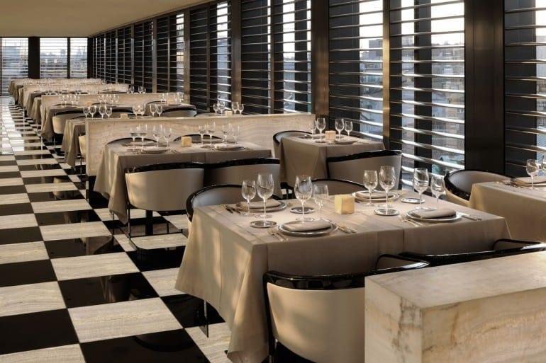 10 13623515485402 770x513 - Designers' restaurants